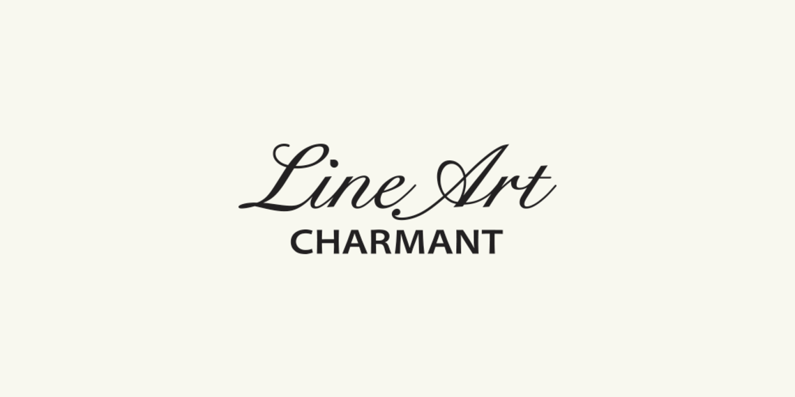 Line Art CHARMANT Logo